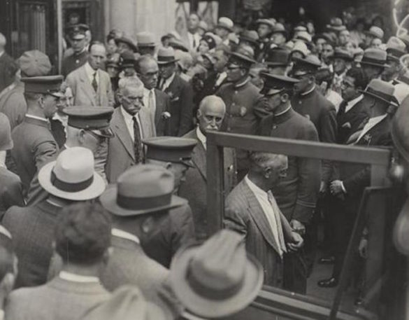 """On This Day October 4, 1929: The """"Trial of the Century"""" Gripped America"""