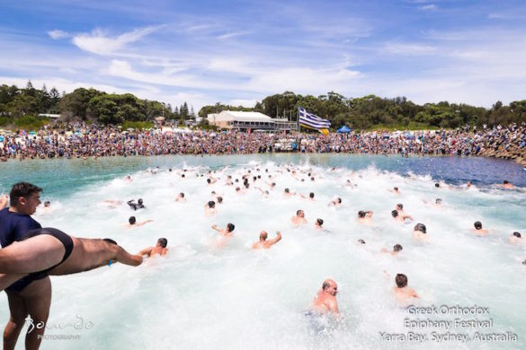 Stunning Images from Sydney's Annual Epiphany Festival